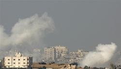 埃及提和平计划 以军8天内或撤离加萨走廊