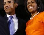 奧巴馬夫婦(AFP)