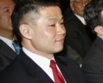 被中共收买甘当帮凶的纽约市议员刘醇逸。(大纪元图片)