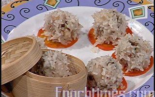 達人料理:珍珠丸子