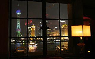 """除夕前,下台多年的江泽民在上海亮相,强调中共""""面临严峻挑战""""。图为中国上海。(法新社)"""