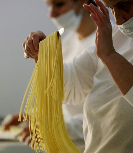 一位名廚表示,這個地球上沒有哪一道菜不是經由文化的融合而產生,許多人所認為的義大利菜,實際上是外地引進來的。義大利麵,可能是馬可波羅從中國帶回義大利。(AFP)