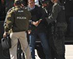 美国计划透过建立一个网络数据库,将非法移民刑满时立即将其递解出境。(LUIS RAMIREZ/AFP/Getty Images)