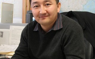 旺角地产负责人杜先生(Duman Razdan)(摄影 林青/大纪元)