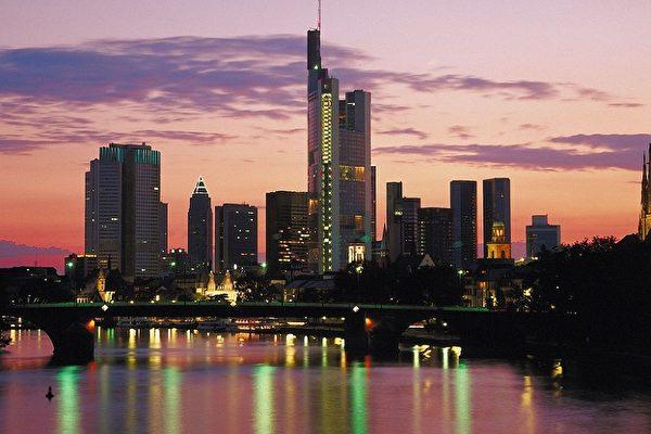 德国金融中心法兰克福 (Photos.com)