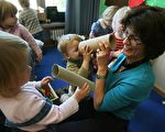 如何与一至三岁幼儿交流