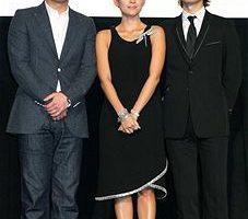 《梅蘭芳》主演黎明、章子怡、日星安藤政信出席首日本映。(圖/Getty Images)