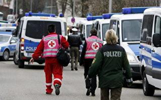 組圖:德國發生校園槍擊案致16人死亡