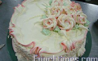 刘老师烹饪教室:香草戚风蛋糕