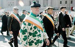 聖‧派屈克:愛爾蘭的神話