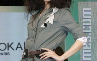 组图:KOOKAI释放女性无邪魅力