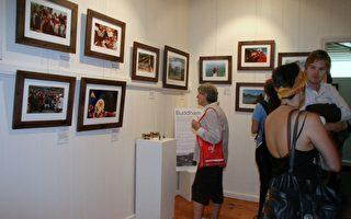 澳洲西藏議會舉辦 「50年的希望和勇氣」攝影展