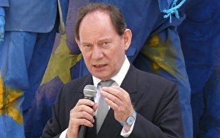 欧洲议会副主席致信潘基文 吁制止迫害法轮功
