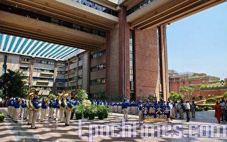 【印度新德里洪法5】天音迴蕩在市政廳和市集