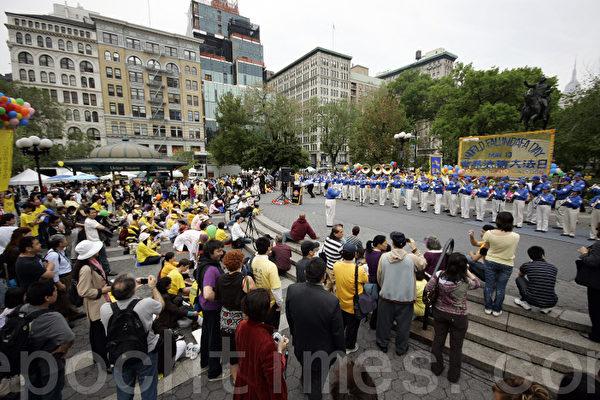 新老學員慶法輪大法日  談修煉體會
