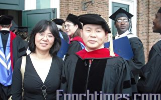 六四學生領袖熊焱獲神學博士