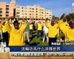 自从1992年法轮功在中国传出以来,至今已经有一百多个国家、不同种族、不同背景、不同年龄和族裔的人都在修炼法轮功。(图:新唐人)