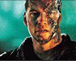 """山姆沃辛顿在""""魔鬼终结者:未来救赎""""的配角戏份超级抢戏,被看好成为澳洲新一代巨星。(博伟提供)"""