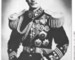 中华民国的终身总统蒋介石 (图片提供:陈君天)