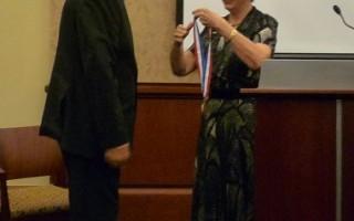 三人权斗士获颁杜鲁门–里根自由奖