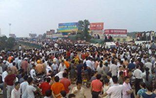 暴力抗暴遍及中国 民众开始清算中共