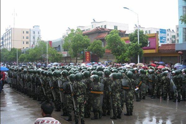 快訊:石首戒嚴 市民抗命 媒體禁聲
