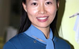 华人:中国舞在纯净平和中带给人震撼