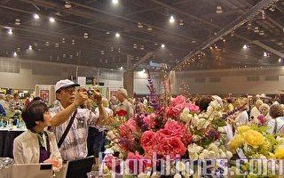 組圖:溫哥華世界頂級獲獎玫瑰展