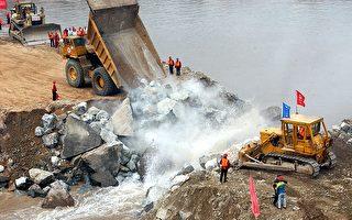 环保人士批长江上游建坝破坏生态