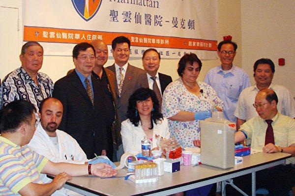 圣云仙医院前列腺癌筛检受欢迎