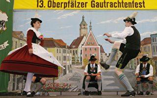 德國巴伐利亞奧厄巴赫的仲夏節