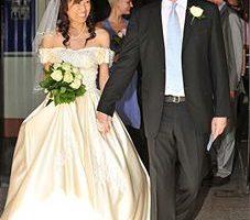 组图:《歌剧魅影》作者胞弟迎娶中国新娘