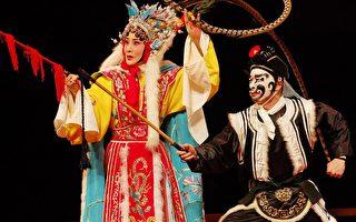 魏海敏(左)將以《昭君出塞》再度征服莫斯。(國光劇團提供)