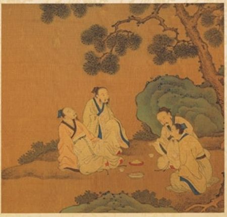 神仙 中国画