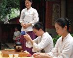 小窥古代茶文化不难看出,万物皆有灵。(摄影:孙帼英/大纪元)