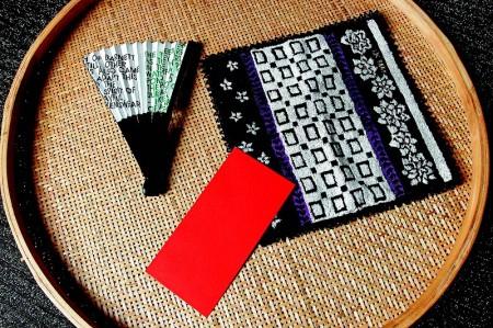 扇子( 典藏藝術家庭 出版社提供)