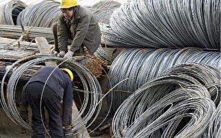 中國工人在低工資、低待遇的狀況下,為國家默默的創造了超過他們收入百倍、千倍的財富。圖為鋼鐵工人在作業(AFP/GettyImages)