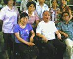 """上海部分市民的""""四反"""":反腐败!反欺骗!反暴力!反韩正!(朱金娣提供)"""