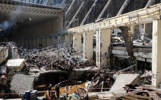俄水力发电厂淹水意外  17死58失踪