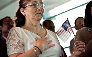 马、维二州入籍公民人数居全美国前10名