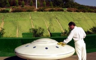 外星人公路 民众目击13个UFO