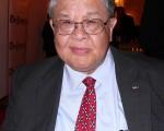 前聯邦退伍軍人部助理部長, 現任馬裏蘭州退伍軍人廳廳長周英烈(Ed Chow)(攝影:Cindy Drukier/大紀元)