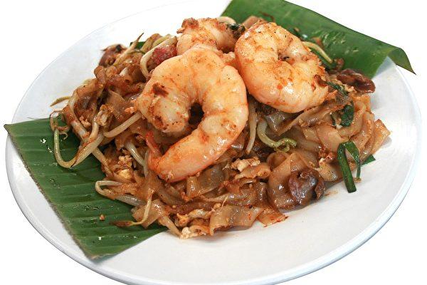 马来西亚美食—炒果条。 (图:槟州政府提供)