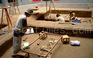 考古学家在多年前已熟知Ebu Gogo的故事。(摄影:林仕杰/大纪元)