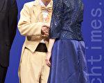 2009全世界华人鋼琴大赛銅奬得主林品安风采 (攝影:愛德華 / 大紀元)
