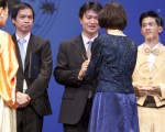 2009全世界華人鋼琴大賽銅獎得主倪海璁風采 (攝影:愛德華 / 大紀元)