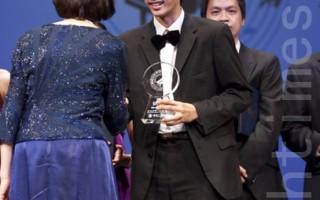 2009全世界華人鋼琴大賽銀獎得主許書豪風采(攝影:愛德華 / 大紀元)
