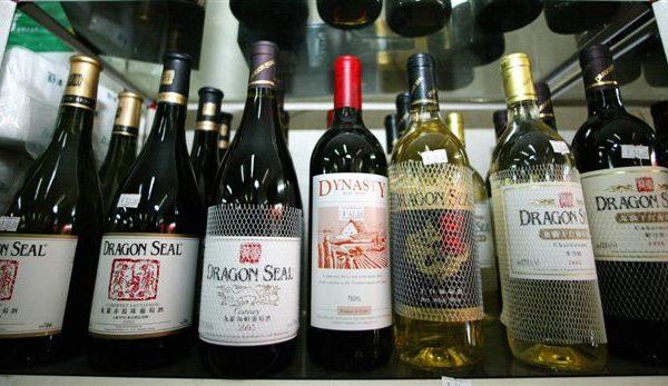 外媒:中国葡萄酒一半是假货 部分含有害物