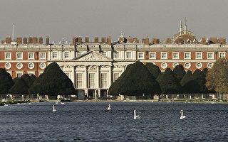 组图:英国的凡尔赛宫 汉普顿宫
