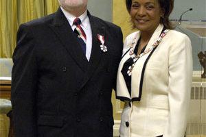 加拿大勳章獲得者:陶醉其中   令人稱奇